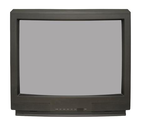 오래 된 TV 세트