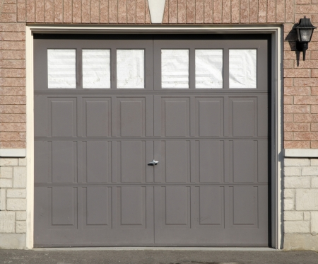 garage: Single Garage