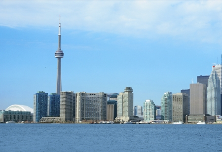 Toronto Skyline Stock Photo - 17071229