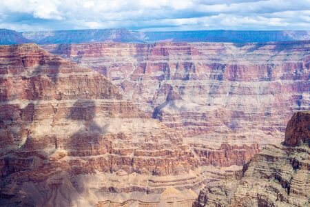 Scenic view of Grand Canyon national park, Arizona, USA.