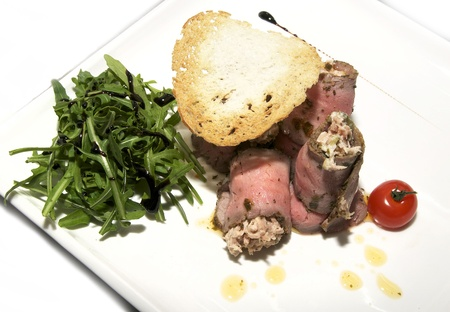 nutritiously: meat rolls