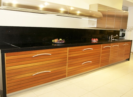 electrolier: kitchen
