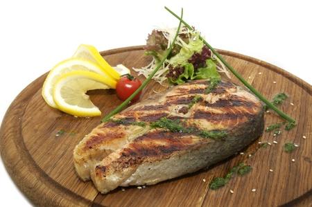 Grilled Salmon photo