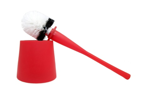 Toilet Brush Stock Photo - 12510756