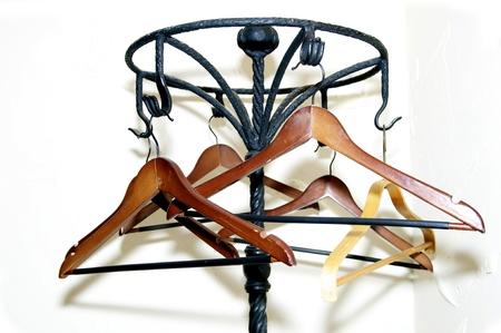 hangers Stock Photo - 12511050