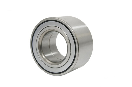new bearing to the vehicle on a white background Stock Photo - 12947076