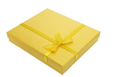 Gift boxes on white background Stock Photo - 14379627