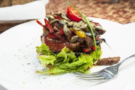 nutritiously: salad