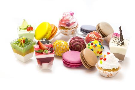 dessert 免版税图像