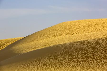 desierto del sahara: desierto del Sahara Foto de archivo