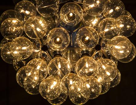 lamp light: Chandelier Electric Lamp much light