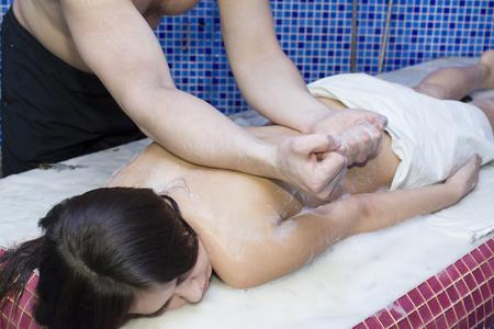 At være utro masagepiger