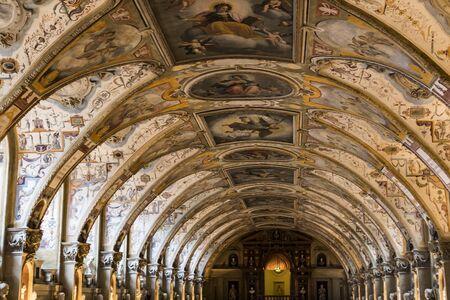 MUNICH, GERMANY - NOVEMBER 27, 2018: The Bavarian kings.