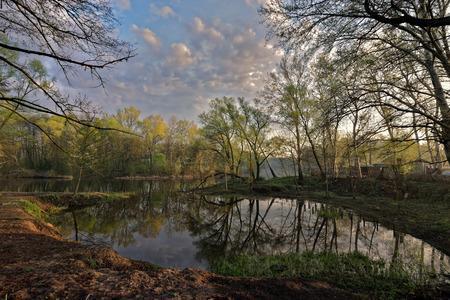 mirror: river mirror