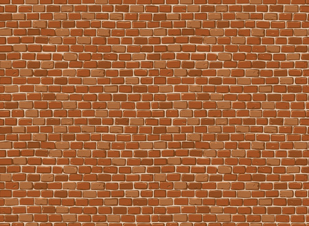 Seamless old brick wall background