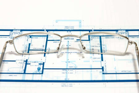 Blueprint for a  and eyeglasses