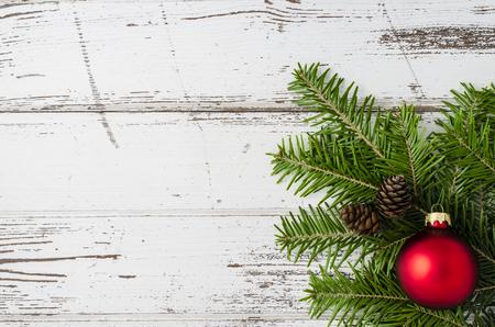 abeto: Navidad de fondo