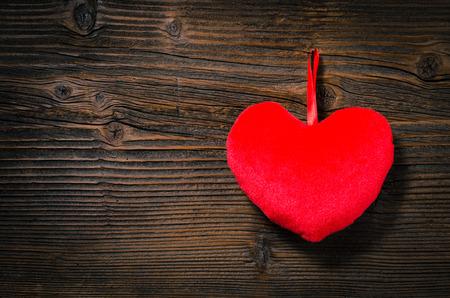 plush: Plush heart