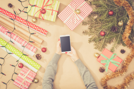 preparations: Christmas preparations