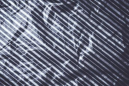 shiny: Striped shiny foil background