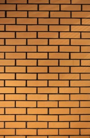clinker: New Yellow bricks background, texture