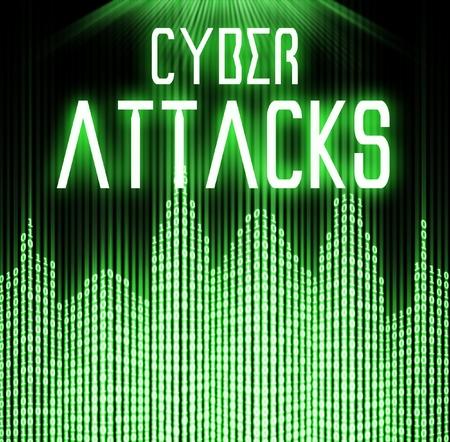 cyber terrorism: Cyber attacks with matrix binary code technology