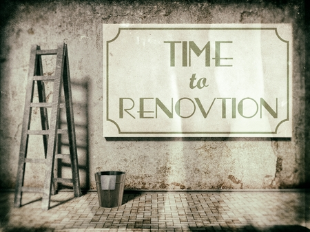 reparations: Renovaci�n en la construcci�n de la antigua muralla, Tiempo de actualizaci�n