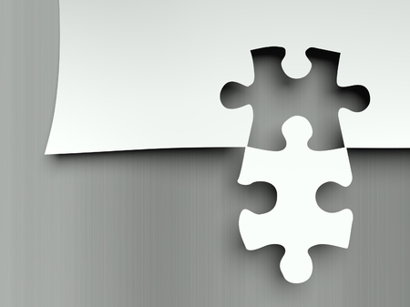 complement: Matching puzzle pieces, concept of complement