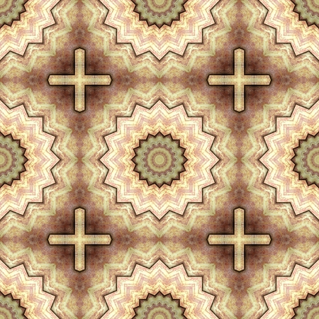 Seamless vintage pattern, aged floor tiles to use as wallpaper, surface texture, web page background photo