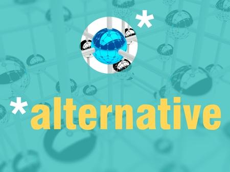 individualist: Alternative concept, unique leader individualist