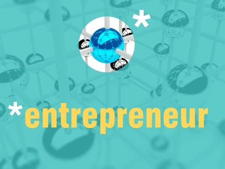 individualist: Entrepreneur concept, unique leader individualist