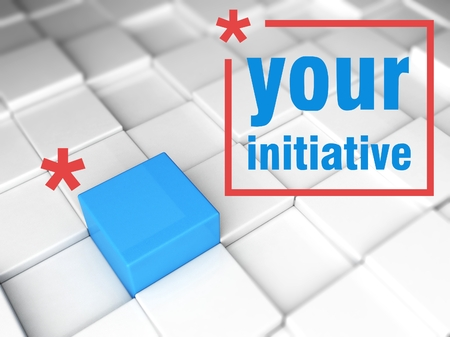 initiative: Your initiative concept, one unique leader