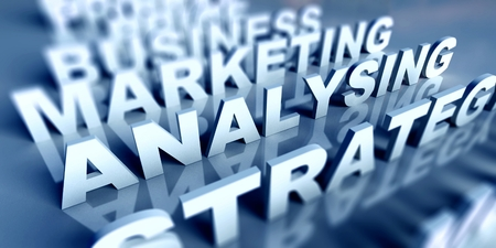analysing: Business text table and analysing