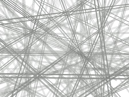 Grid background, matrix wireframe line photo
