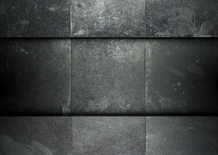 Squre tiles template, grunge background photo