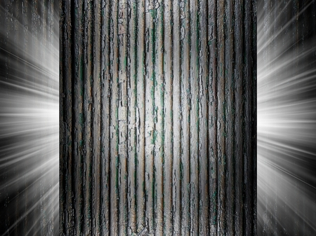 Wood texture, 3d presentation photo