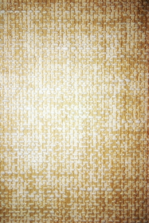 earth tone: Yellow wall paper pattern, texture Stock Photo