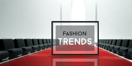 Red carpet runway, Fashion trends