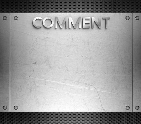 piastra acciaio: Commenta il fondo piatto in acciaio Archivio Fotografico