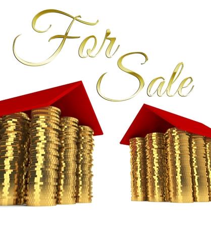 home for sale: Casa in vendita, case fatte?? Delle monete