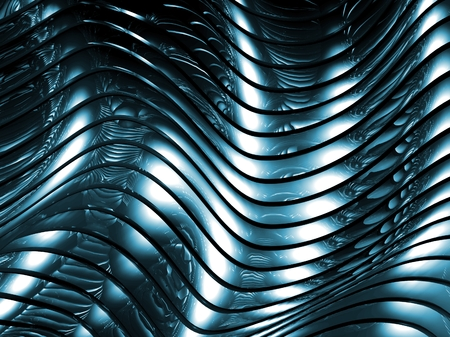 Blue metal abstract background architectural wallpaper photo