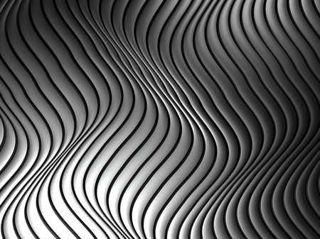 decorration: Silver metal abstract background architectural wallpaper