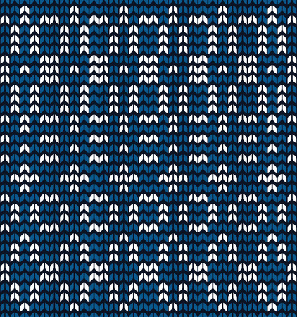 jacquard: Abstract knitted jacquard pattern, vector seamless texture