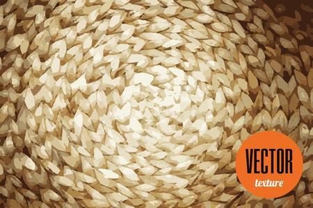 floor mat: Vector bamboo texture, yellow background