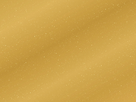 Abstract gold background, vector illustration Illustration