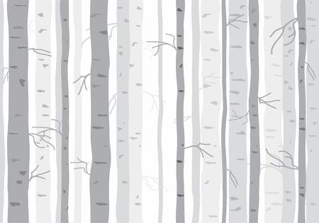 Seamless tree wallpaper trees pattern