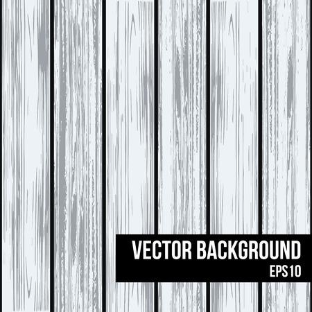 plank: Light grey wooden planks background illustration