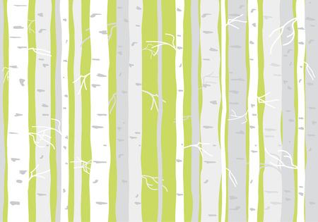 シームレスなツリー壁紙木パターン
