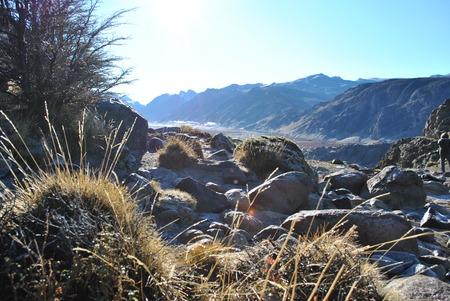 chalten: El Chalten rute