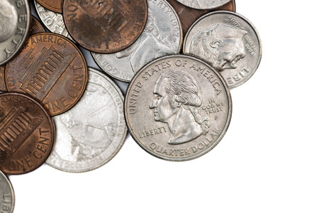 nickle: Coins